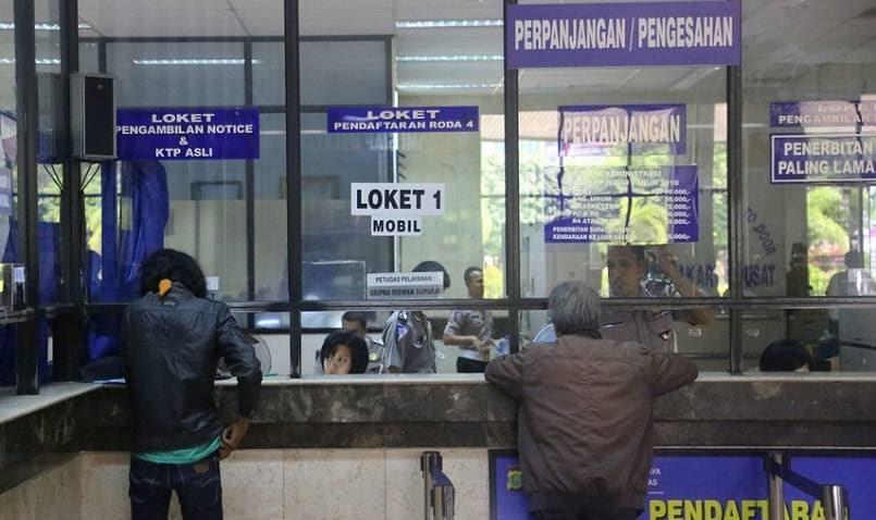 Loket Samsat